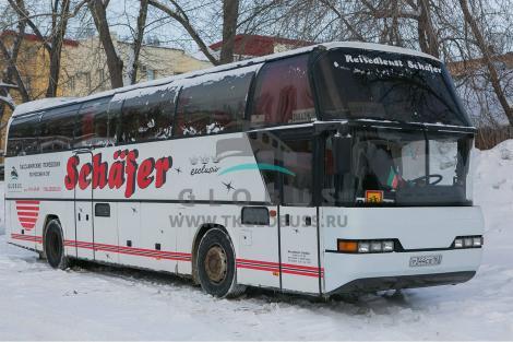Экскурсионный автобус Neoplan